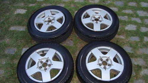 Part Avus R15 Tires Covered Volkswagen