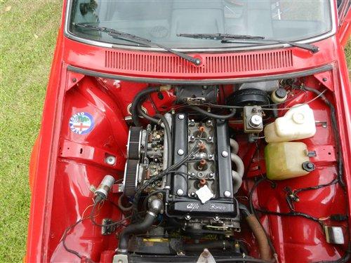 Repuesto Conjunto Alfetta GT 1.6