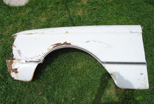 Part Fender Front Ford Falcon