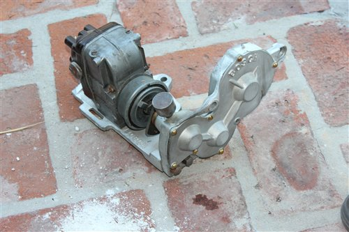 Part Magneto Ford T
