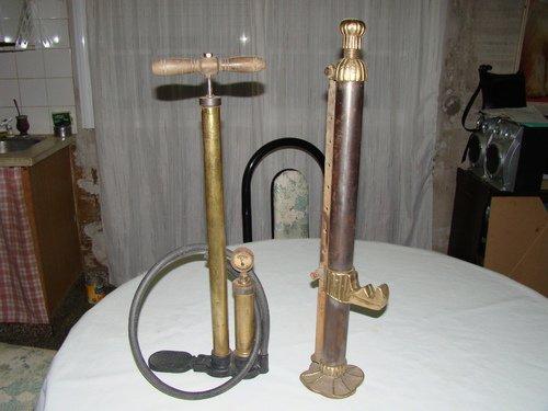 Part Old Cat Pump