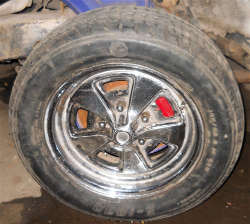 Part Chevy Ss Rims
