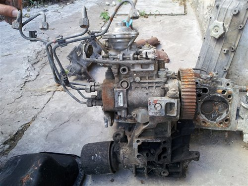 Part Spare Parts Motor Fiat Siena Td 2007