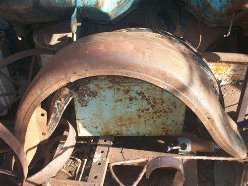 Part Fender Chrysler 1926