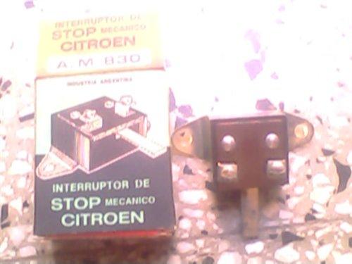 Repuesto Interruptor Stop Citroen 2CV/3CV