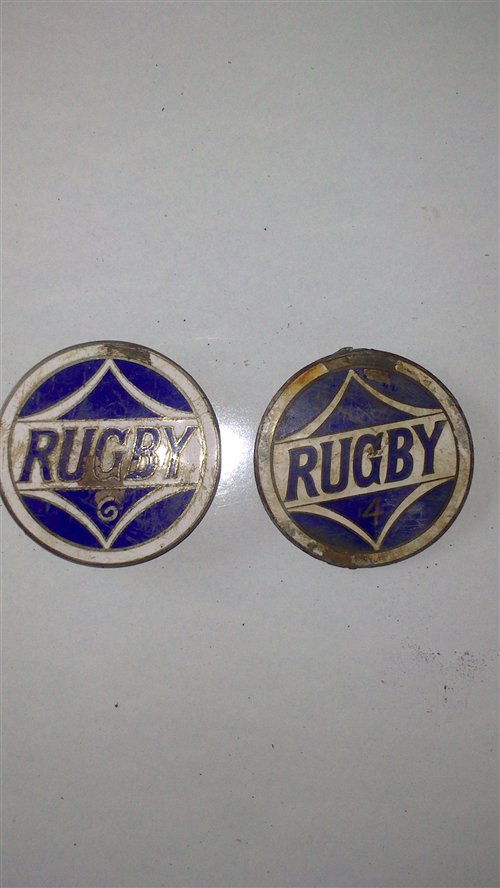 Part Insignia Rugby