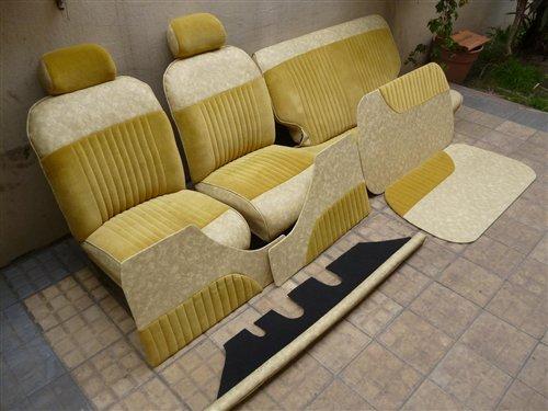 Part Fiat 600 Seats