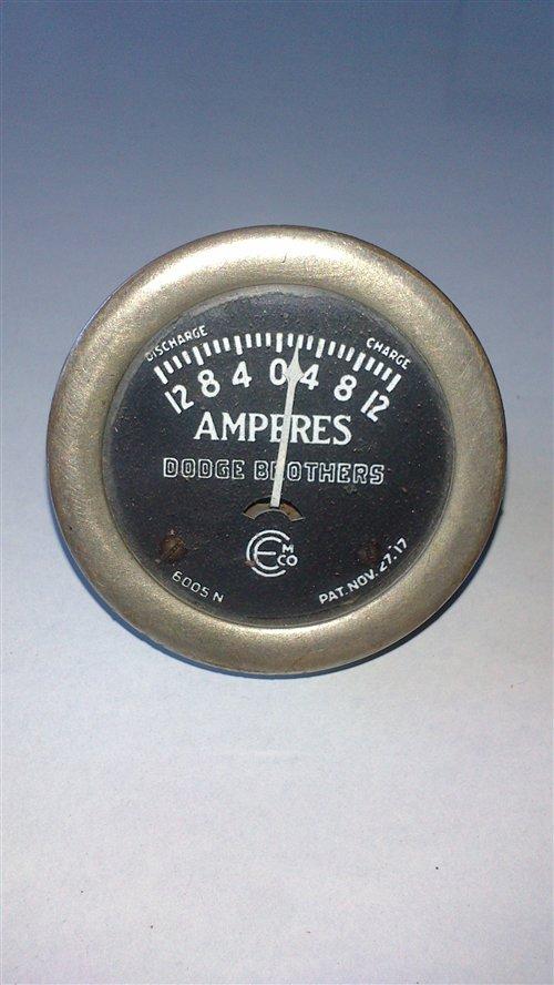 Repuesto Amper�metro Dodge