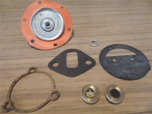 Part Repair Pump Naphtha Morris