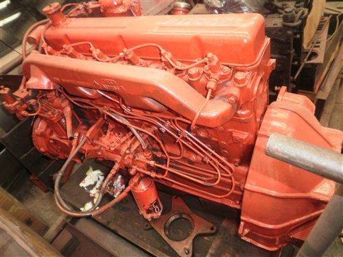 Part Engine 814 Chevrolet