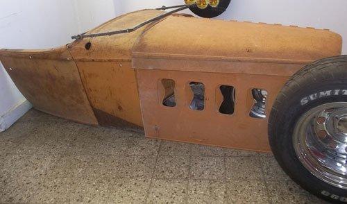 Repuesto Trompa Roadster Hudson 8