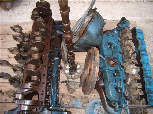 Repuesto Motor Chevrolet 400