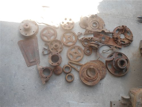 Repuesto Lote Repuestos Ford T Motor