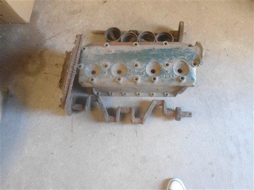 Repuesto Motor Ford T 1927