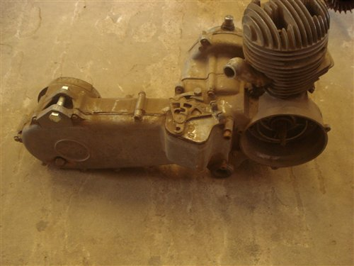Repuesto Motor Moto ISO