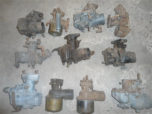 Repuesto Carburadores Ascendentes Antiguos