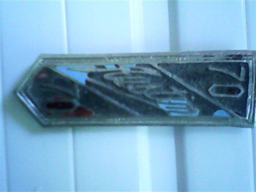 Repuesto Insignia Austin 70