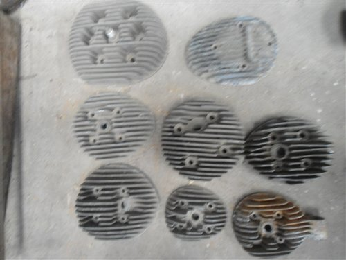 Part Cylinder Covers