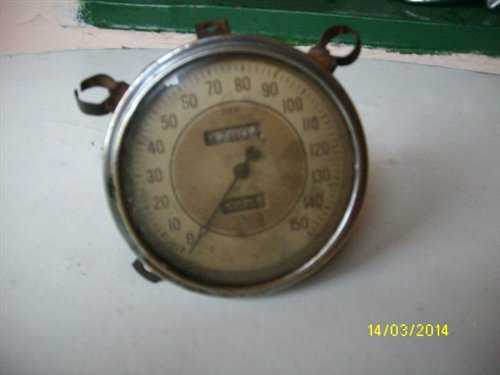 Part Speedometer Ford 1935