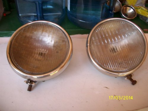 Part Headlight Ford A 1930 Game