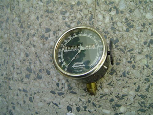 Part Speedometer Stewart