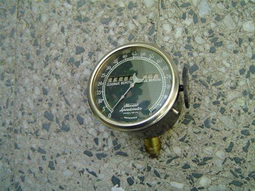 Repuesto Veloc�metro Stewart