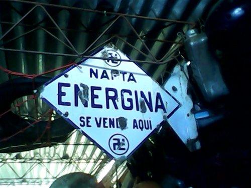 Repuesto Nafta Energina-Cartel