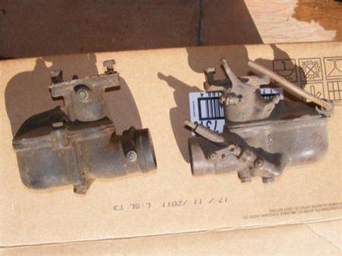 Part Carburetors Ford A