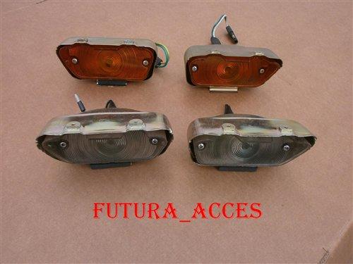 Part Turning Headlights Dodge Polara Gtx
