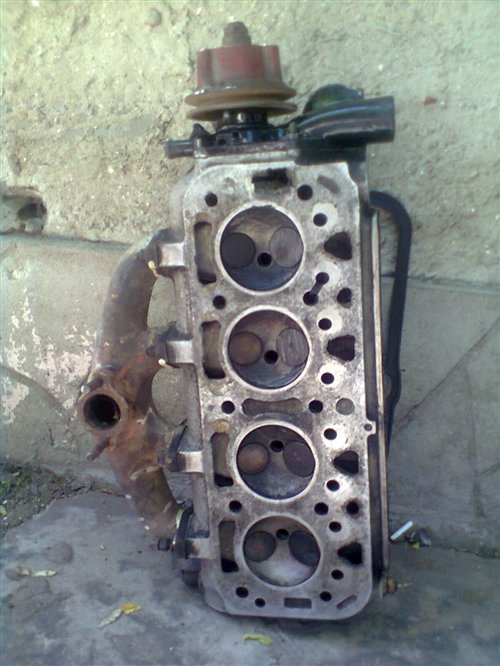 Part Top Cylinder