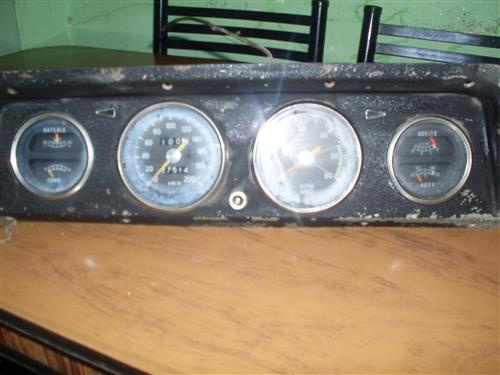 Repuesto Tablero Chevrolet 400
