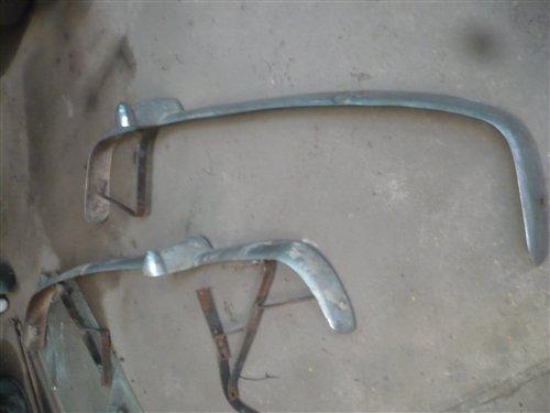 Part Bumpers Chevrolet 1951-53