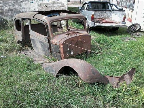 Part 1932 Chevrolet Parts