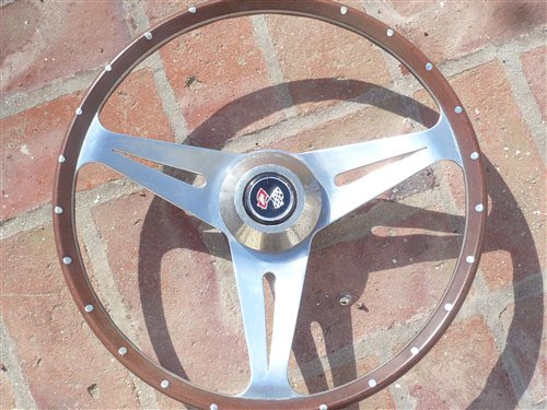 Part Steering Wheel Sandrini