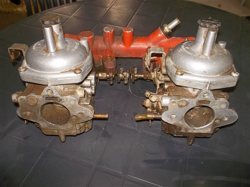 Part Zenith British Carburetors