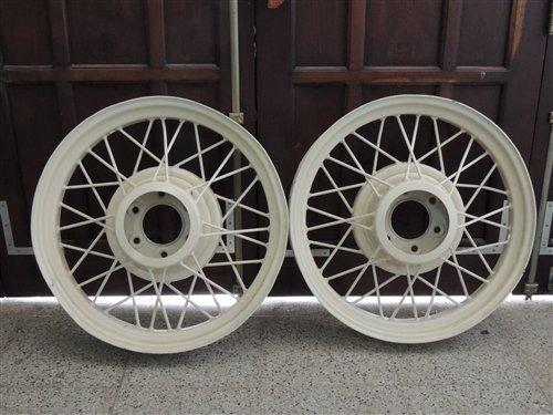 "Part Wheels 21 """