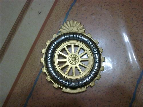 Part Insignia Automóvil Club Argentino