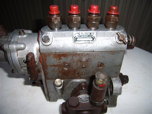 Part Injection Pump Mercedes Benz