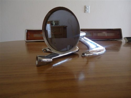 Repuesto Espejo Chevrolet 400