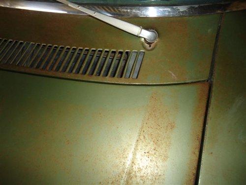 Repuesto Rejilla Bajo Parabrisa Chevy