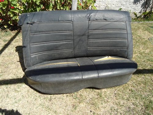 Part Chevy Seats