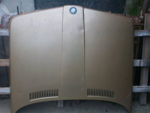 Part Hood Bmw 320 1981