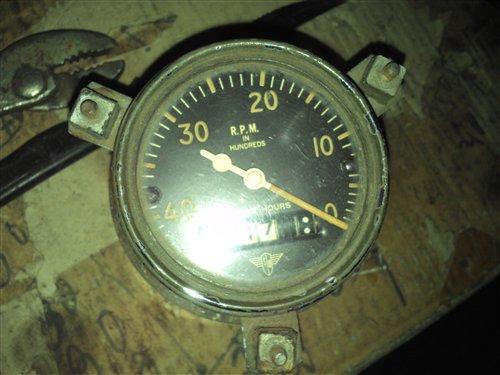 Part Tachometer Stewart Warner