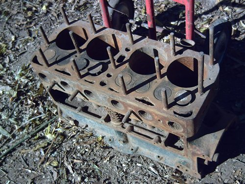 Part Block Ford A