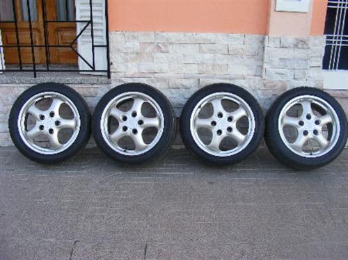 """Repuesto Llantas 17"""" Para Porsche"""