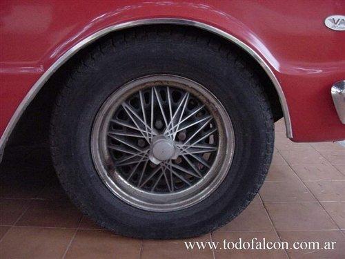 Part Rims Ford Falcon Va3000