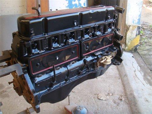 Part Chevrolet 250 Engine