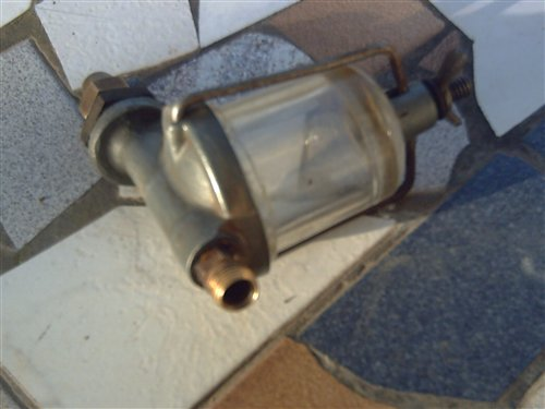 Part Water Trap Ford A