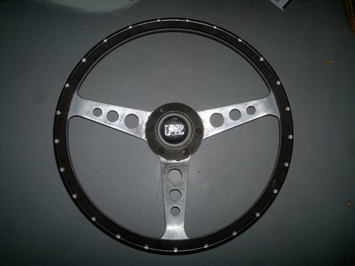 Part Steering Wheel Old Sandrini