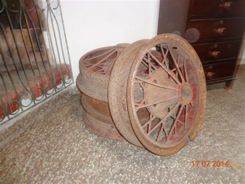 Part Ford Truck Rims A1920